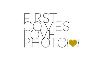 First Comes Love Photo